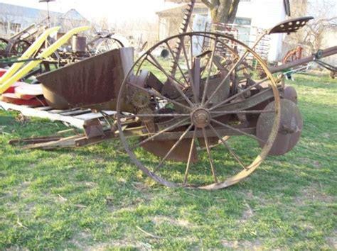 Tractor Potato Planter by Identify This Potato Planter Yesterday S Tractors