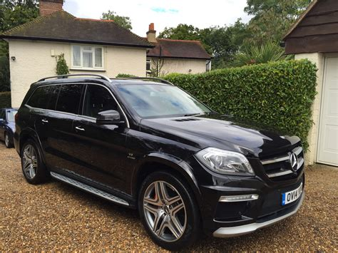 mercedes gl63 amg 7 seater gs vehicle servcies