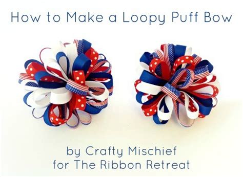 how to make a bow out of ribbon free bow making lesson auto design tech