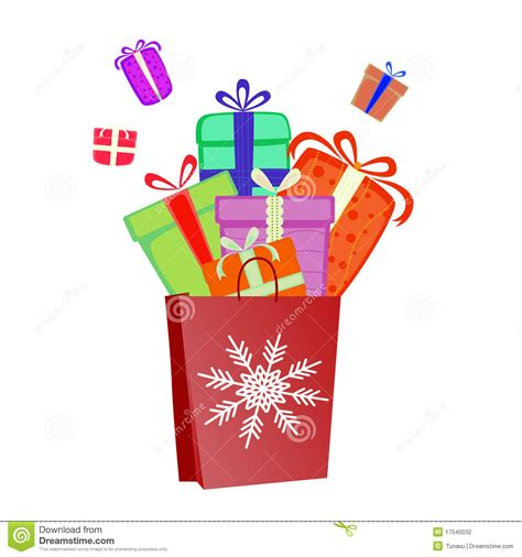 surprise gift stock photography image 17540032