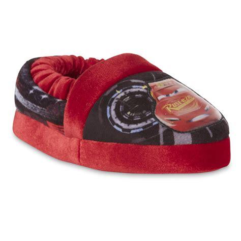 cars slippers disney cars lightning mcqueen toddler boys slipper