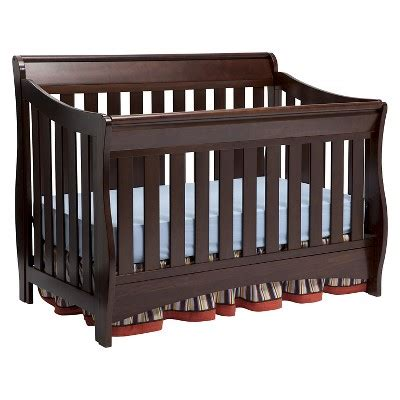 Delta Children 174 Bentley S Series 4 In 1 Convertible Crib Convertible Sleigh Bed Crib