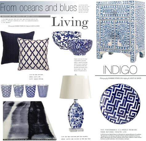 and blue home decor indigo blue home decor home decor colour palettes