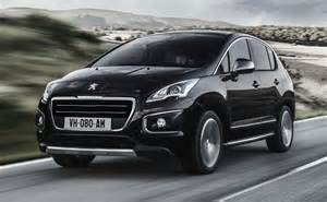 Peugeot 3008 Photos Peugeot 3008 Facelifted For 2014 Photos 1 Of 11