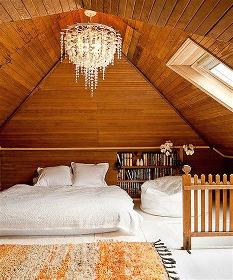 Attic Loft Bedroom Dreaming Bedrooms Pinterest