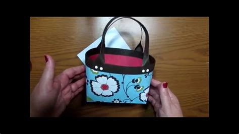 card bags to make adorable paper purse