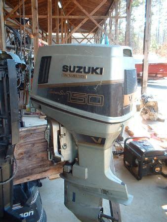 Suzuki Dt 150 1989 Suzuki Dt 150 For Sale Dawsonville Ga 30534