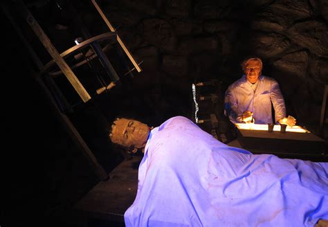 house of wax museum house of frankenstein wax museum lake george ny arthur taussig