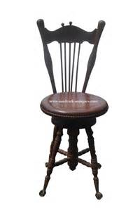 Pedestal Drop Leaf Table Antique Organ Stool Piano Chair Ball Amp Claw By
