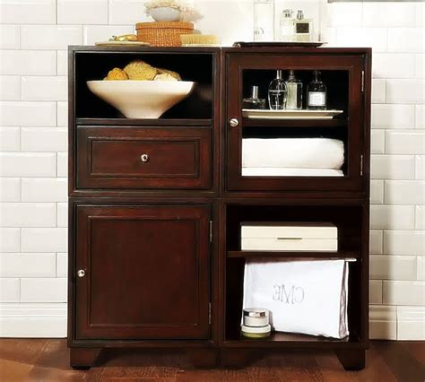 Storage Cabinet Bathroom Bathroom Storage Cabinets Floor Home Furniture Design