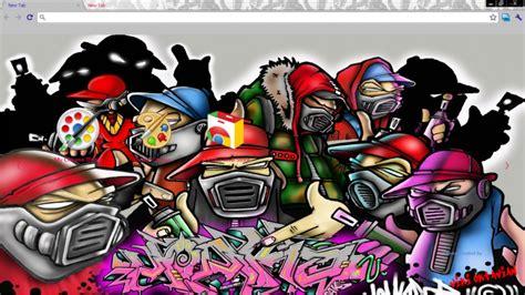 theme generator art cool graffiti themes chrome theme themebeta