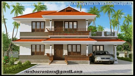 two storey house plan kerala style simple two story house