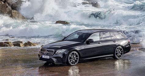 Modern Sleeper Cars by The Mercedes Amg E43 Estate Is A 400bhp Modern Day Sleeper