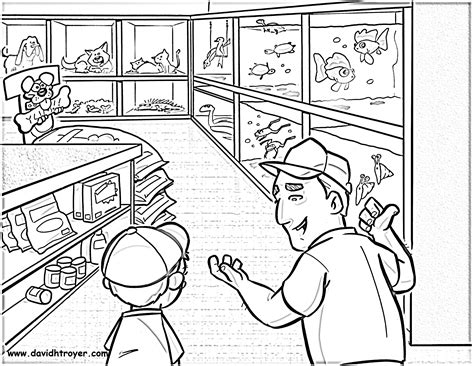 coloring book store david h troyer photos