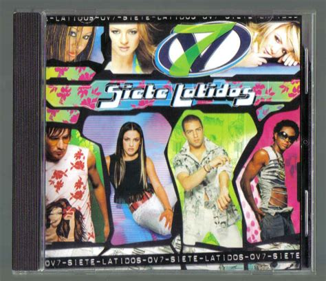 A Static Lullaby Faso Latido Cd ov7 siete latidos cd rarisimo promocional petalo