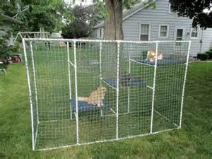 Cheap Rabbit Hutch Pvc Cat Enclosure Petdiys Com