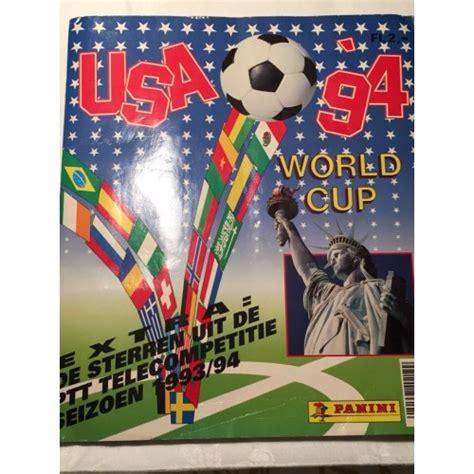World Cup 94 Sticker Album