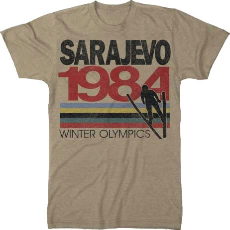 T Shirt Sarajevo Olympic by 17 Best Images About Olympic 2016 On Tokyo