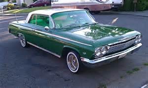1962 Chevrolet For Sale 1962 Chevrolet Impala Sport For Sale Fairfield
