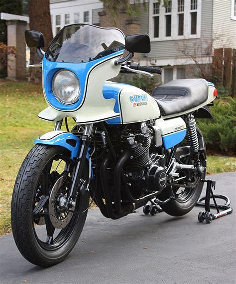 Gs1000 Suzuki Suzuki Gs1000s Cooley Replica Bike Exif