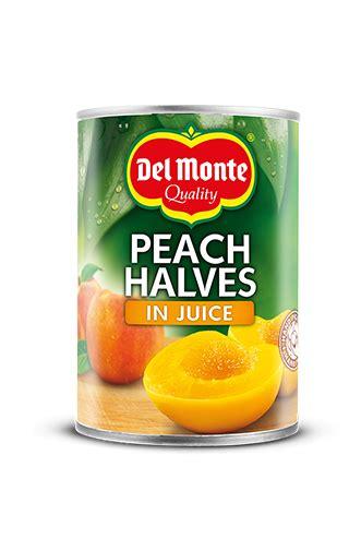 Delmonte Halves 825g monte europe prepared fruits halves in juice