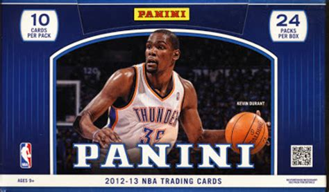 Nba Card Template Rating by All About Cards 2012 13 Panini Basketball Box Recap
