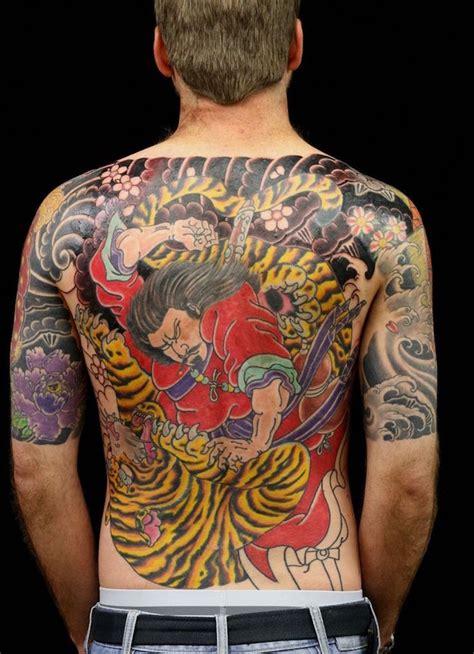 yakuza tattoo cos dos goytacazes 1001 id 233 es tatouage samourai le tattoo des guerriers
