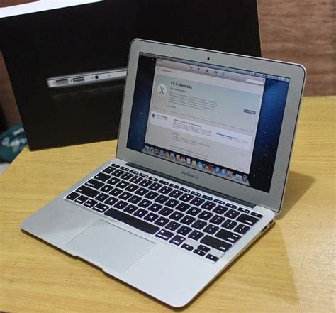 Laptop Apple Macbook Bekas jual beli laptop second dan kamera bekas di malang macbook air mid 2011