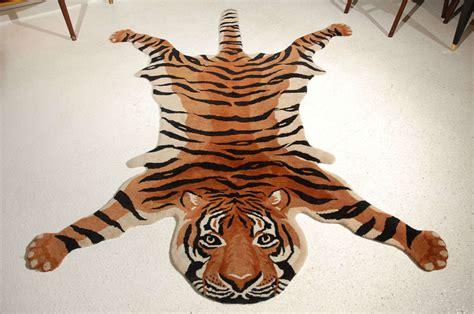 tiger rug vintage quot tiger quot rug image 2