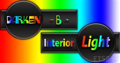 light interior interior light ets 2 mods