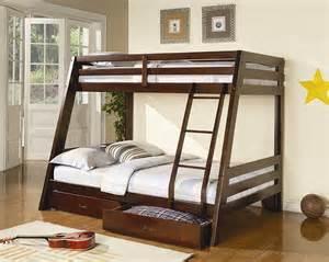 Whalen Desks Twin Full Bunk Bed Bunk Beds