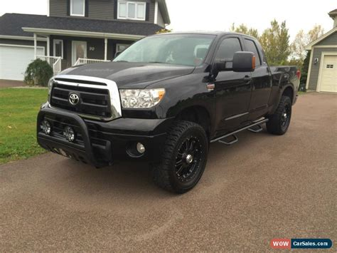 Toyota Tundra Trd Supercharged For Sale 2010 Toyota Tundra For Sale In Canada