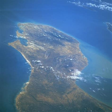 imagenes satelital de venezuela maps of satellite image photo of guajira peninsula