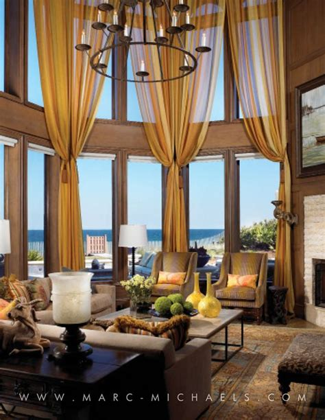 Window Treatments For Floor To Ceiling Windows by Ponte Verda Fl Marc Interior Design Inc