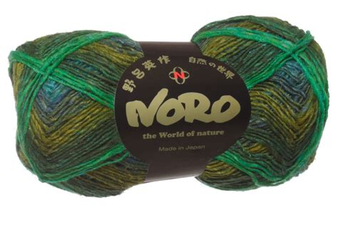 Noro Silk Garden Sock by Noro Silk Garden Sock Yarn 426 Greens Coral Ink At