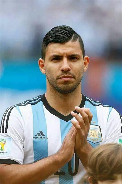 aguero best soccer player haircuts 557 best images about sergio quot kun quot ag 252 ero on pinterest