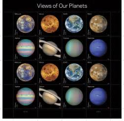 color of the planets your favorite planet may soon turn up in the mail