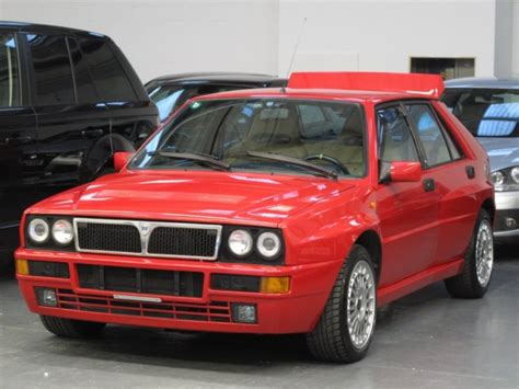 Lancia Evo 2 Classifieds Car Of The Day Immaculate Lancia Delta