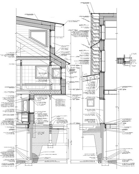 architectural specification sections architectural