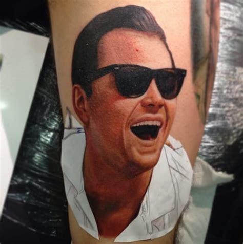 leonardo dicaprio tattoos 11 dapper leonardo dicaprio tattoos tattoodo
