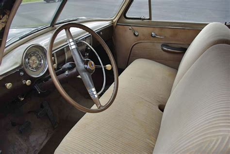 1949 Chevy Interior image gallery 1949 chevrolet interior