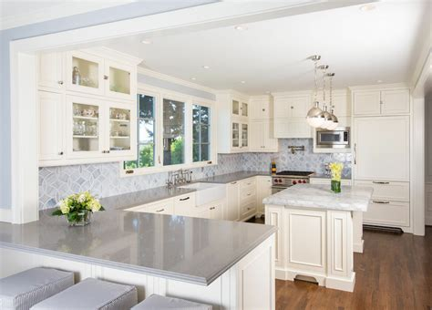 baroque slate countertops trend dc metro transitional baroque ogee edge vogue seattle traditional kitchen