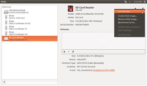 format html linux linux buddy how to format usb drive on ubuntu