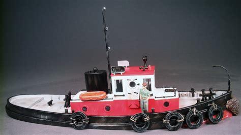 kid o tugboat o 1 48 scale 45 diesel harbor tugboat kit