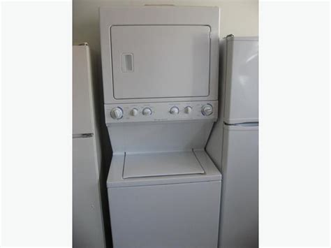 Frigidaire Apartment Size Washer Dryer Clean Frigidaire Stacker Set Washer And Dryer