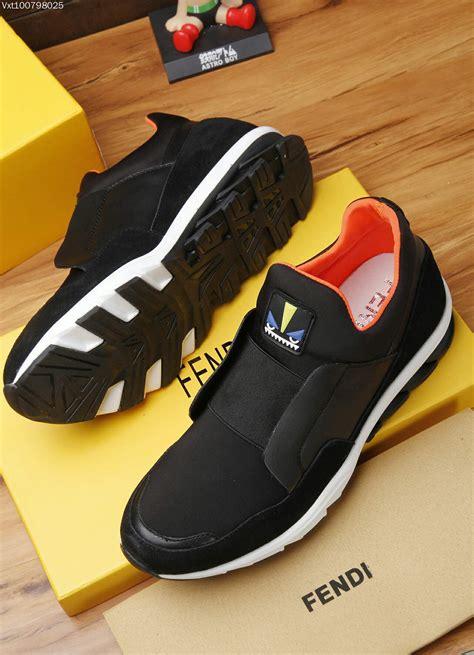 fendi mens sneakers fendi mens shoes 28 images buy fendi blue leather