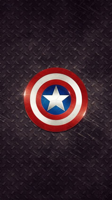 captain america logo wallpaper hd captain america logo iphone 5 wallpaper ipod wallpaper