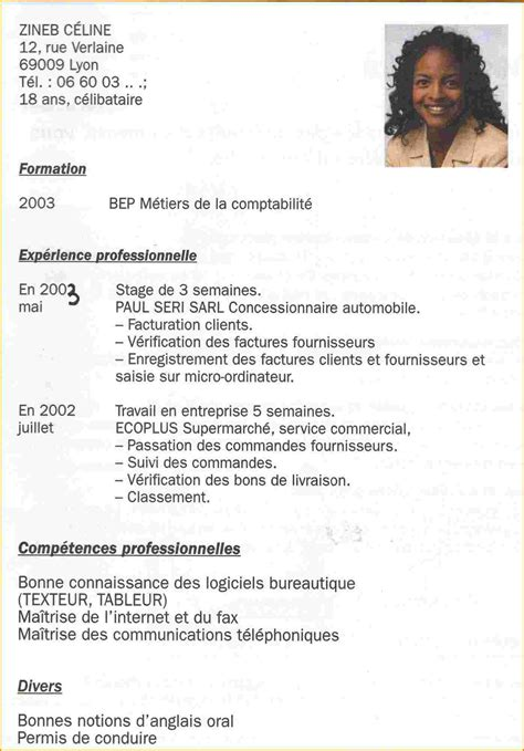 Exemple Lettre De Motivation Stage Bafa Pratique 13 Cv Bafa Modele De Facture