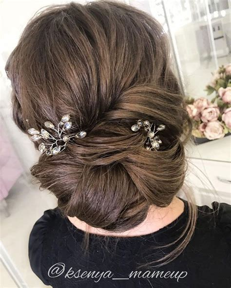 may just be perfect to this gorgeous updo wedding hairstyle inspiration may just
