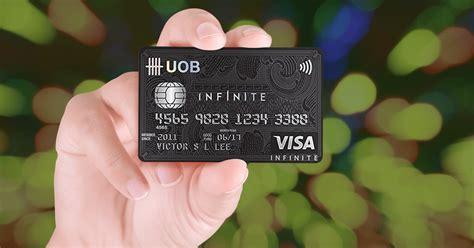 UOB Visa Infinite Card for Higher Living